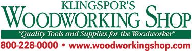 General Finishes 2017 Flippin' Furniture Expo Sponsor Klingspor's Woodworking Shop
