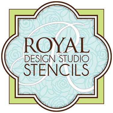 General Finishes 2017 Flippin' Furniture Expo Sponsor Royal Design Studio Stencils.